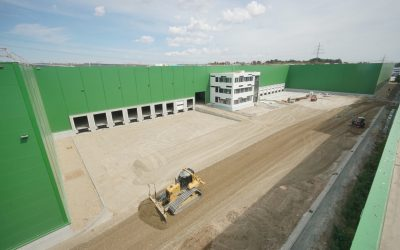 THE HONOLD GRUPPE IS INCREASING ITS LOGISTICS SPACE